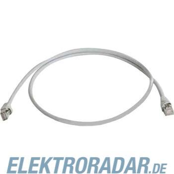 Telegärtner Patchkabel Cat5 5,0m gr L00003E0003