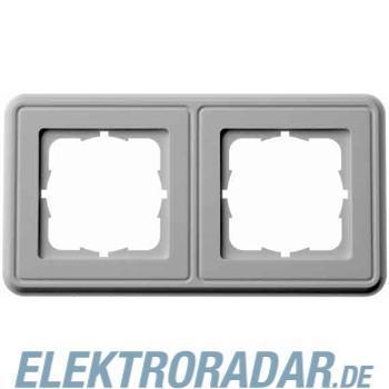 Telegärtner Abdeckrahmen 2-fach B00005A0009Y