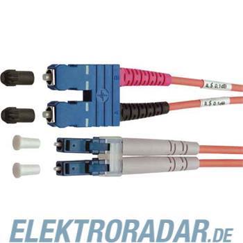Telegärtner LWL-Dupl-Adap.Kbl.9/125 L00891A0017