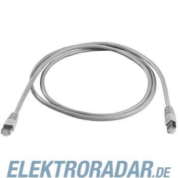 Telegärtner Patchkabel Cat5 1,0m gr L00000D0026