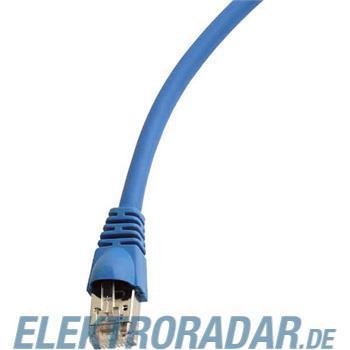 Telegärtner Patchkabel Cat5 1,0m bl L00000D0023
