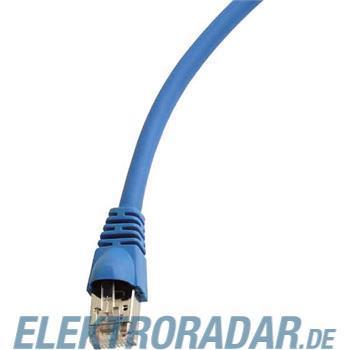 Telegärtner Patchkabel Cat5 5,0m bl L00003D0027