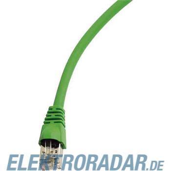 Telegärtner Patchkabel Cat5 1,0m gn L00000D0025