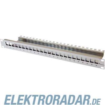 Telegärtner 19Z.-Modulträger 1HE gr AMJ-Mod 24PP/ub gr
