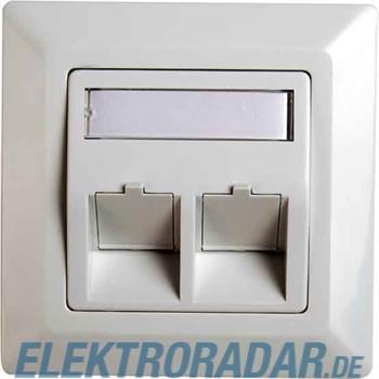 Telegärtner Modul-Aufnahme 2-fach H02010A0040