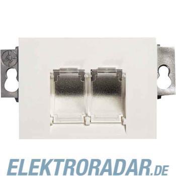 Telegärtner Modul-Aufnahme 2-fach H02041A0016