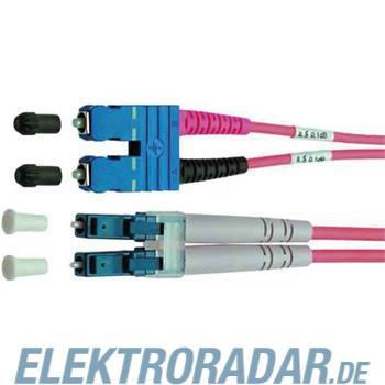 Telegärtner LWL-Dupl-Adap.Kbl.9/125 L00895A0040