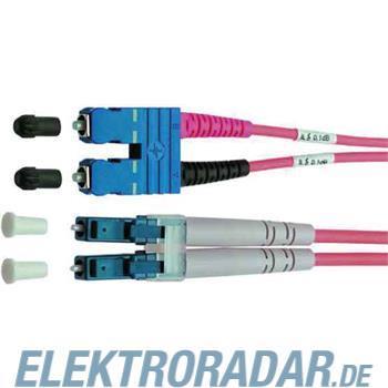 Telegärtner LWL-Dupl-Adap.Kbl.9/125 L00893A0043