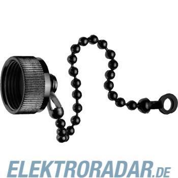 Telegärtner UHF-Abdeckkappe mit Kette H00010A1122