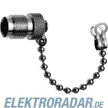 Telegärtner TNC-Abdeckkappe m.Kette H00051A0000