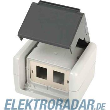 Telegärtner AP-Gehäu. IP44,75x86x58,gr H02000A0070