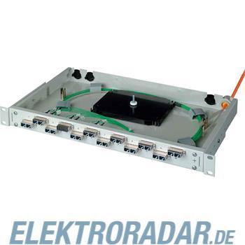 Telegärtner Spleißbox bestückt TN-SB-Be-6SCD-E9