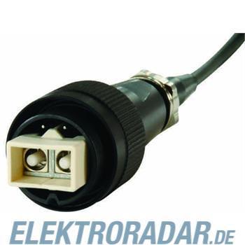 Telegärtner LWL Stecker 2xSC IP67 Ind. J08083A0000
