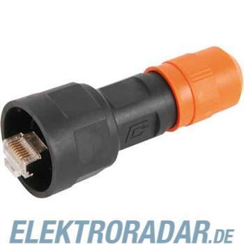 Telegärtner STX V1 RJ45 Steckerset J80026A0009