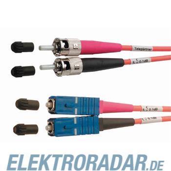 Telegärtner LWL-Dupl-Adap.Kbl.9/125 L00811A0019