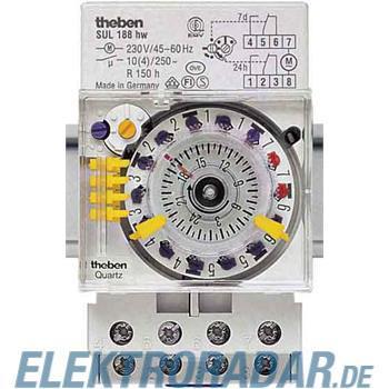 Theben Quarzschaltuhr SUL 188hw