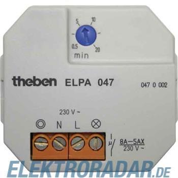 Theben Treppenlichtautomat ELPA 047 UP
