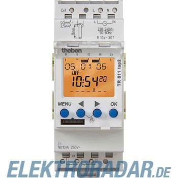 Theben Digitalschaltuhr TR 611 top2 RC