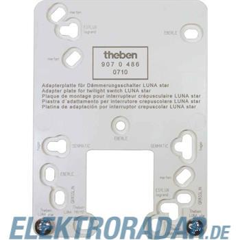 Theben Adapterplatte 9070486