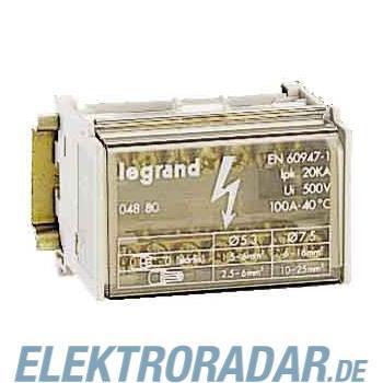 Legrand Klemmenblock 04880