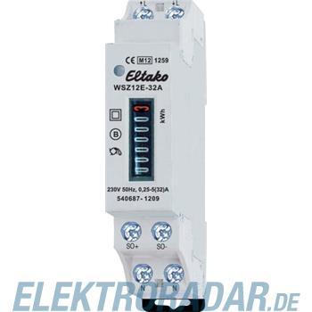 Eltako Wechselstromzähler WSZ12E-32A