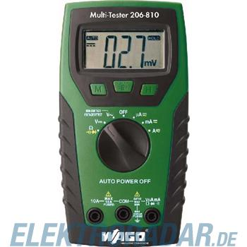 WAGO Kontakttechnik Digital Multimeter 206-810
