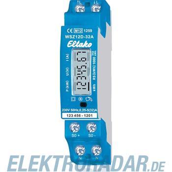 Eltako Wechselstromzähler WSZ12D-32A MID