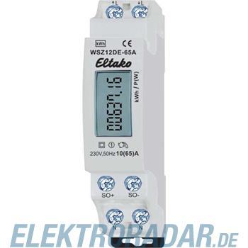 Eltako Wechselstromzähler WSZ12DE-65A