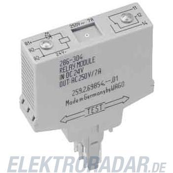 WAGO Kontakttechnik Schaltrelais 286-508