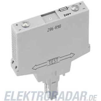 WAGO Kontakttechnik Relaisstecker 286-890