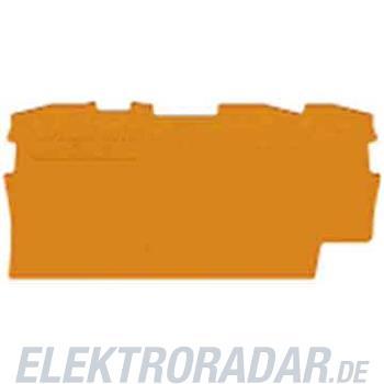 WAGO Kontakttechnik Abschluss-u.Zwischenplatte 2002-1391