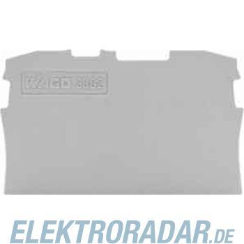 WAGO Kontakttechnik Abschluss-u.Zwischenplatte 2006-1291