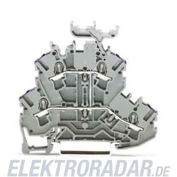 WAGO Kontakttechnik Doppelstockklemme 2002-2238
