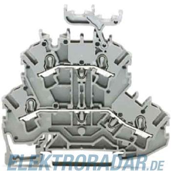 WAGO Kontakttechnik Doppelstockklemme 2002-2231