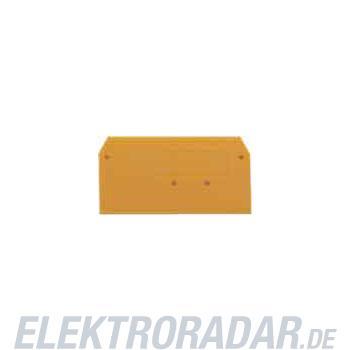 WAGO Kontakttechnik Abschlußplatte 279-325