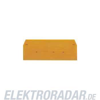 WAGO Kontakttechnik Abschluss-/Trennplatte 280-374