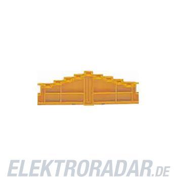 WAGO Kontakttechnik Abschlußplatte 727-217