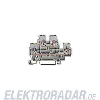 WAGO Kontakttechnik Doppelstockklemme 870-501
