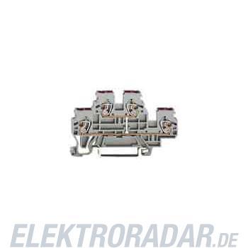 WAGO Kontakttechnik Doppelstockklemme 870-508