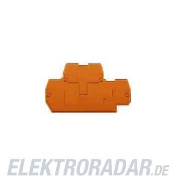WAGO Kontakttechnik Abschluss-/Zwischenplatte 870-519