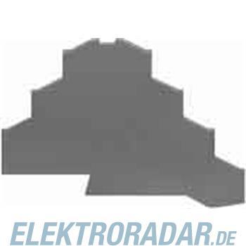 WAGO Kontakttechnik Abschlußplatte 281-366