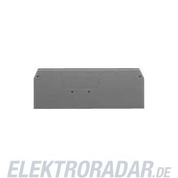 WAGO Kontakttechnik Abschlußplatte 281-335