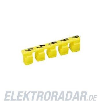 WAGO Kontakttechnik Warnabdeckung 280-415