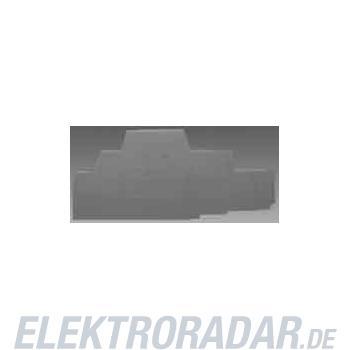 WAGO Kontakttechnik Abschlußplatte 280-303