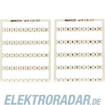 WAGO Kontakttechnik WSB-Bezeichnungssystem 248-503