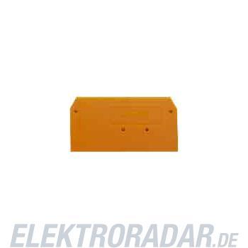 WAGO Kontakttechnik Abschlußplatte 281-329
