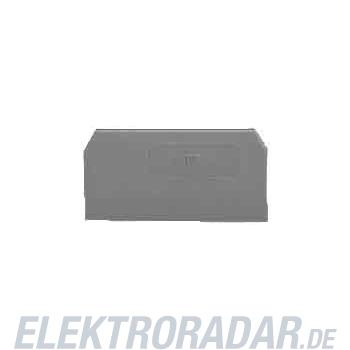 WAGO Kontakttechnik Abschlußplatte 281-342