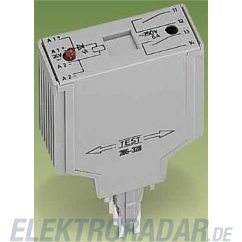 WAGO Kontakttechnik Relaisstecker 286-328