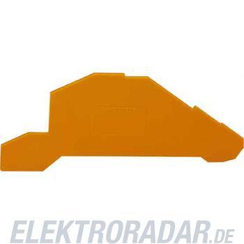 WAGO Kontakttechnik Abschlußplatte 776-325