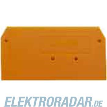WAGO Kontakttechnik Abschlußplatte 279-328